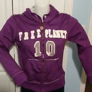 FREE PLANET Sweatshirt